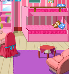 Barbie bedroom decoration play barbie games for All barbie house decoration games