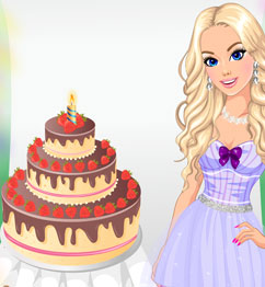 Barbie Best Birthday