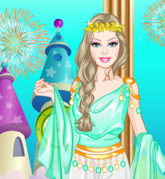 Barbie greek princess play barbie games