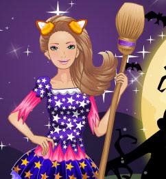barbie halloween costumes - Barbie Halloween Dress Up Games