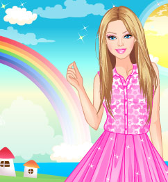 Barbie Lace Fashion