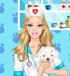 Barbie Pet Doctor Dress Up | Play Barbie Games