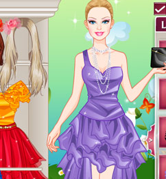 Party Dress Up Games - Dresses 2017