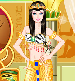 Egyptian Princess Barbie