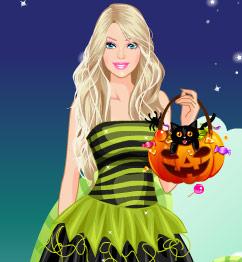 halloween barbie - Barbie Halloween Dress Up Games