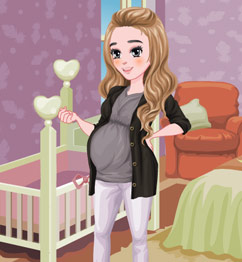 Popular  Fashion  Pregnant Mom Dress Up Game  Pregnant Women Dress Up Game