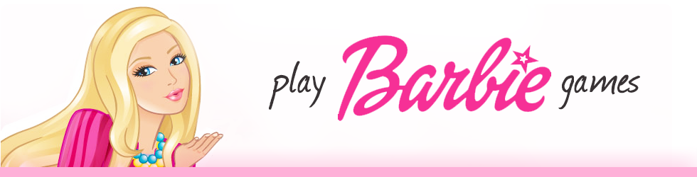 play barbie games