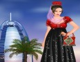 Barbie In Dubai Dress Up