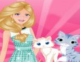 Barbie`s Kittens