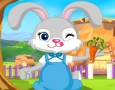 Cute Bunny Dress Up