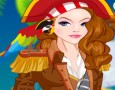Barbie Pirate Dress Up