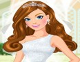 Pretty Barbie Bride