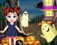 Baby Taylor Halloween House