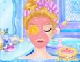 Princess Salon Frozen Party