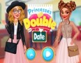 Princesses Double Date